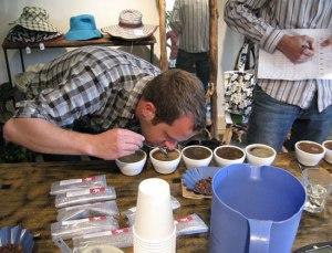 Keeping their nose to the ground.  via shotzombies.com